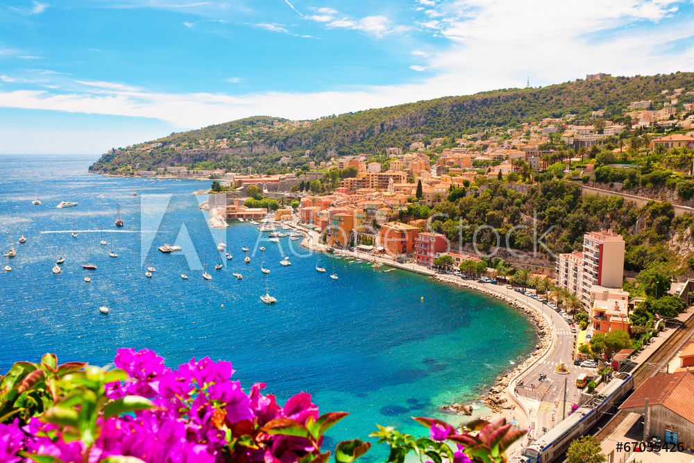 Luxury Resort, Villefranche sur Mer, French Riviera, Côte d'Azur