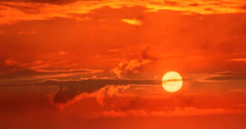 jak fotografować wschód słońca